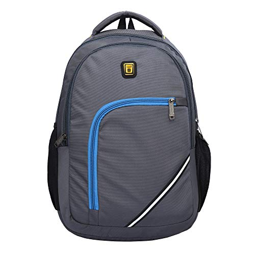Good Friends Blowzy Casual 25L Backpacks for School , College and Laptop (Grey)