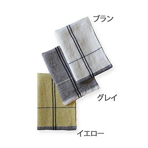 キッチンクロスメリ<ブラン>K356【リーノ・エ・リーナ/LinoeLina】