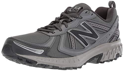 New Balance Men's 410v5 Cushioning Trail Running Shoe, Castlerock/Phantom, 11.5 D US