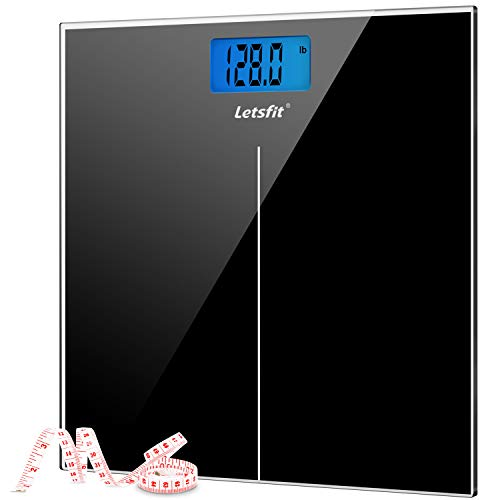 Image of Letsfit Digital Body Weight...: Bestviewsreviews