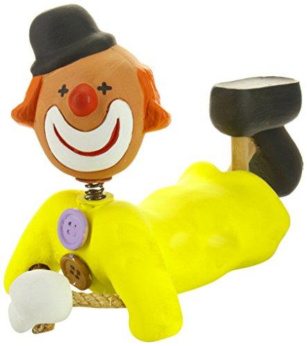 Jullar JC 409105.02 bubinots décoratif Motif Clown 10 x 17 cm-céramique