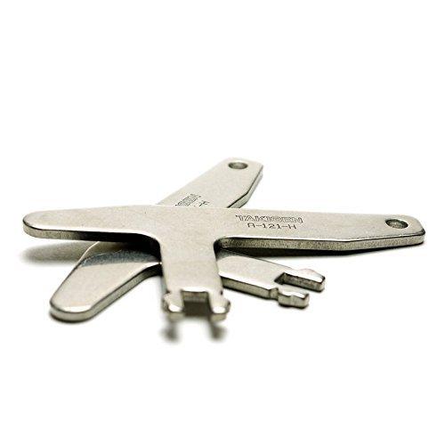 タキゲン A-121-H ハンドル 合鍵 純正品 2本セット
