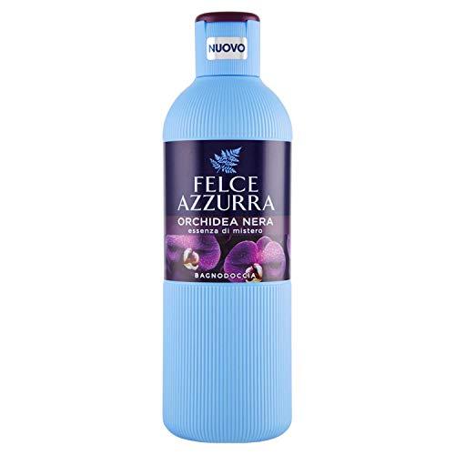Felce Azzurra - Bagnodoccia Orchidea Nera, Profumo Sofisticato, Idrata la Pelle - 650 ml