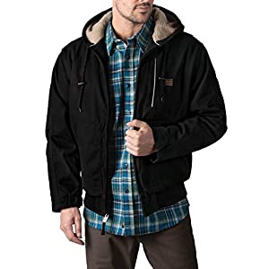 Men's Super Duck Hooded Bomber Jacket