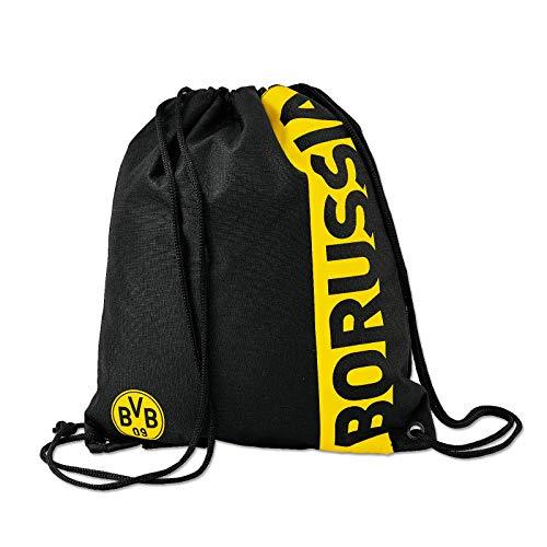 Borussia Dortmund, BVB-Turnbeutel, Schwarz, Gelb, 0