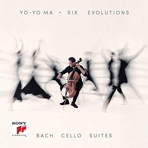 無伴奏チェロ組曲全曲~シックス・エヴォリューションズ~ ヨーヨー・マ(2017)(2CD)