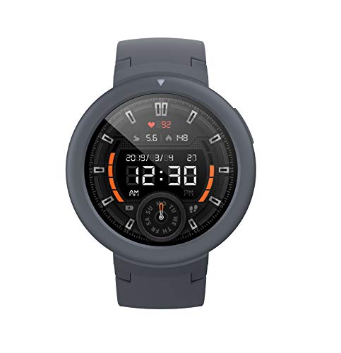 Amazfit Verge *** Smartwatch (Shark Grey)