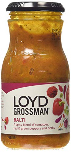 Loyd Grossman Balti Sauce 350g
