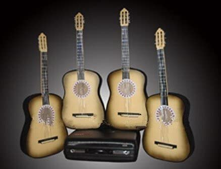 Manufacturer direct delivery Classic Gowe? Appearing 4 Guitars from Magic Case Stage The