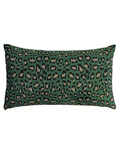 ESSENZA sierkussen Bory polyester groen, 30x50