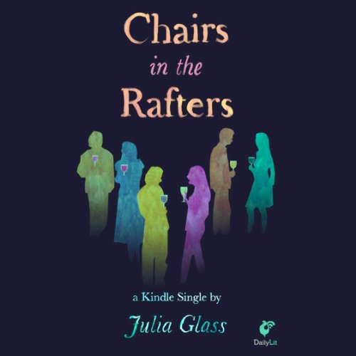 Chairs in the Rafters audiobook cover art