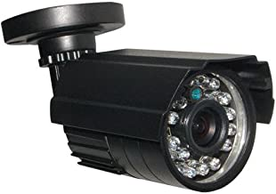 CCTV HD 24 LED IR 900TVL CMOS IR-Cut Day Night Waterproof Bullet Home Security Camera with Bracket