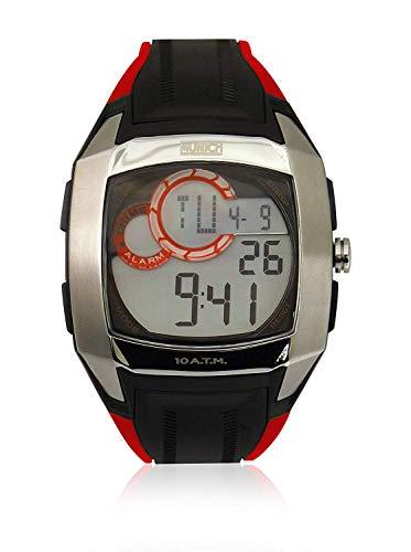 Munich Reloj Digital para Unisex Adultos de Cuarzo con Correa en Caucho MU+128.1B