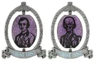 Disney Haunted Mansion Ghost Host Spinner - Pin