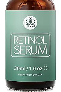 WO RETINOL EFFEKTIV IST - Retinol muss tieferen Schichten gelangen um effektiv zu sein. Anstatt einfach Retinolpulver hinzufügen wie bei den meisten anderen Retinolprodukten, verwenden wir ein verkapseltes Retinol-Liposomen-Liefersystem. Das System v...