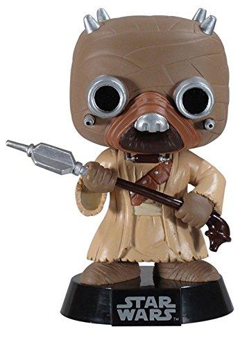 Funko- Star Wars Tusken Raider Figura de Vinilo (6042)