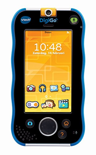Vtech 80-168823 DigiGo Kid Blau (In Holländisch)