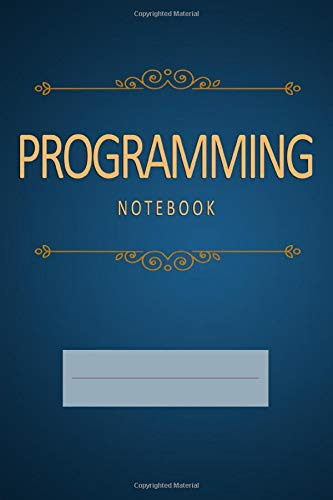 Programming Notebook: Blank, Lined Journal (Softcover)