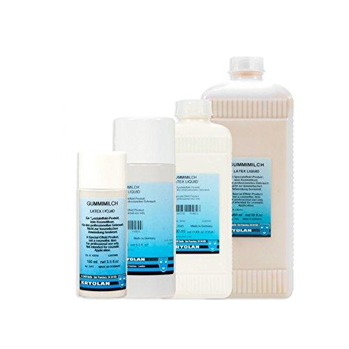 Kryolan Látex líquido Claro para Maquillajes (500 ML)