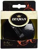 Denman Shampoo- und Teppichbürste D6, aus hochwertigem Kunststoff, schwarz - 3