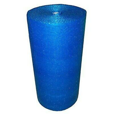Realpack - Papel de burbujas reciclable antiestático, color azul y ecológico, tamaño pequeño, 300 mm, 500 mm y 750 mm