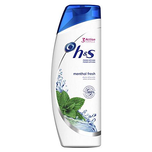 H&S Menthol Fresh Anti-Schuppen Shampoo 360 ml