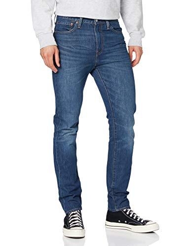 Levi's 510 Vaqueros Skinny, Azul (Moose Tracks Cool 1035), W31/L30 (Talla del Fabricante: 31 30) para Hombre