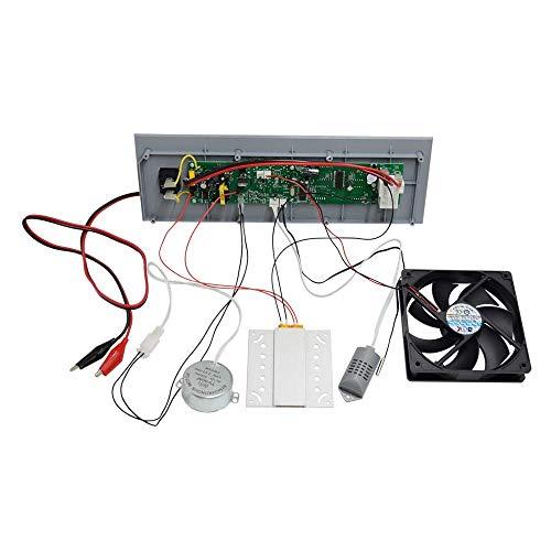 Huatuo Dual Power DIY Mini Inkubator Zubehörset Heizsystem Ei Inkubator Ersatzteile (HTMC-7)
