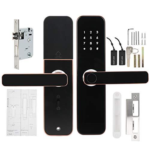 Intelligent Door Lock, Door Lock, 6-10 Digits Electronic for Apartment for Business for Office for Villa