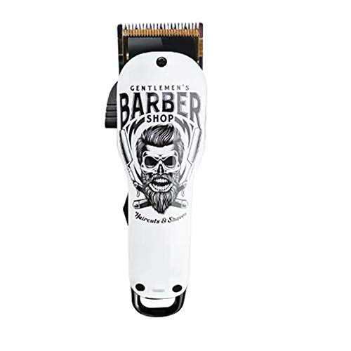 Professionelle Graffiti Retro elektrische Haar-Scherer Low Noise Trimmer für Barber Shop Modellierung,A