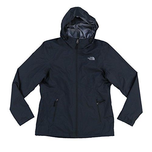 The North Face Womens Sansa Triclimate Jacket (Small, Asphalt Grey)
