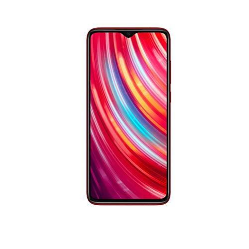Xiaomi Redmi Note 8 Pro - Smartphone Débloqué 4G (6.53 Pouces - 6Go RAM - 128Go Stockage - Double Nano-SIM, Quad Caméra – NFC) Orange - Version Française - [Exclusivité Amazon]