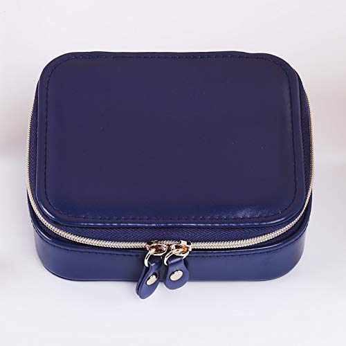 AJH Mini Jewelry Simple Admission Package Travel Pouch Velvet Jewelry Oorbellen Necklace Jewelry Storage Box