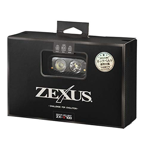 冨士灯器ゼクサスLEDライトZX-S700ブーストモデル