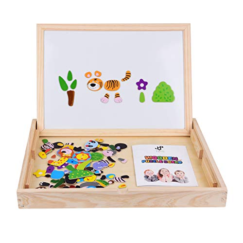 JQP XL Wooden Magnetic Letters Numbers...