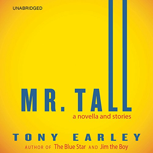 Mr. Tall audiobook cover art