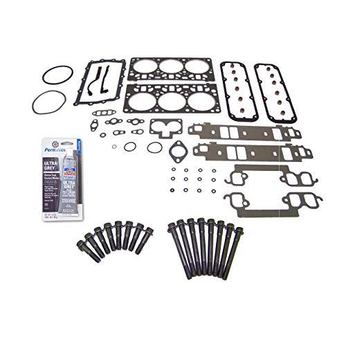 Head Gasket Set Bolt Kit Fits: 98-03 Chrysler Dakota 3.9L V6 OHV 12v MAGNUM