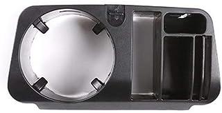 KIMISS Caja de almacenamiento central para coche Portavasos para W205 GLC Clase X253 E Clase W213