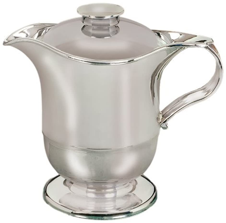 Fox Run Thermo Gravy Boat with Stainless Steel Liner, Chrome Home Supply Maintenance Store