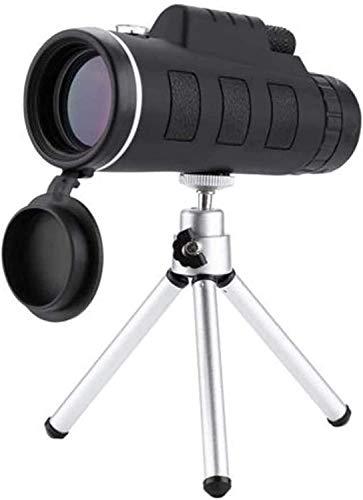 Binocolo per adulti, telescopio monoculare 40X60 Telescopi ad alta potenza HD Dual Focus Scope Monoculare Miglior rapporto qualit脿-prezzo Telescopio monoculare per birdwatching ed escursionismo