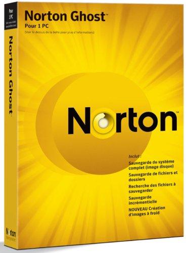 Norton Ghost 15.0 (1 poste)