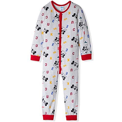 Disney Mickey Minnie Mouse Charaktere Jungen Mädchen Langarm 98% Baumwolle...