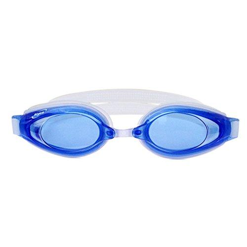 FaLiAng Correctivas Miopía Gafas de Natación - Corrección Óptica Rendimiento Goggle