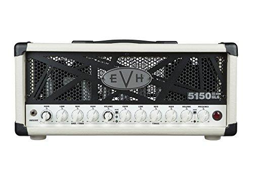 EVH 5150 III 50W 6L6 Amplifier Head Ivory