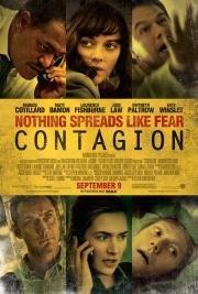 Contagion (DVD) gebr.-gut