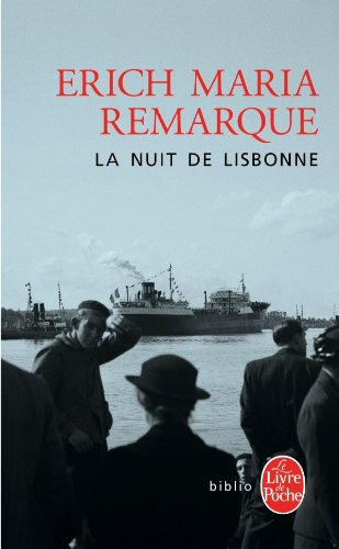 La Nuit de Lisbonne (Biblio t. 33135) (French Edition)