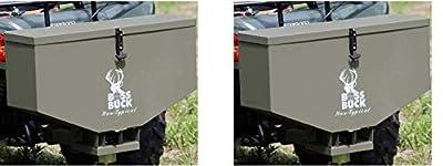 Boss Buck 80 lb. Capacity Seeder/Spreader, Green, One Sze