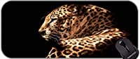 ゲームマウスパッドカスタマイズされた拡張、野生の捕食者ハンター肉動物ゴムマウスパッド