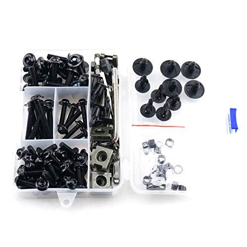 Complete Aluminum Fairing Bolt Kit Windshield Screws For Suzuki GSX R 1000 GSXR1000 GSXR 1000 GSX R1000 2012-2015