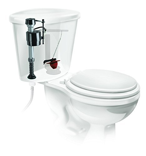 replace toilet fill valve